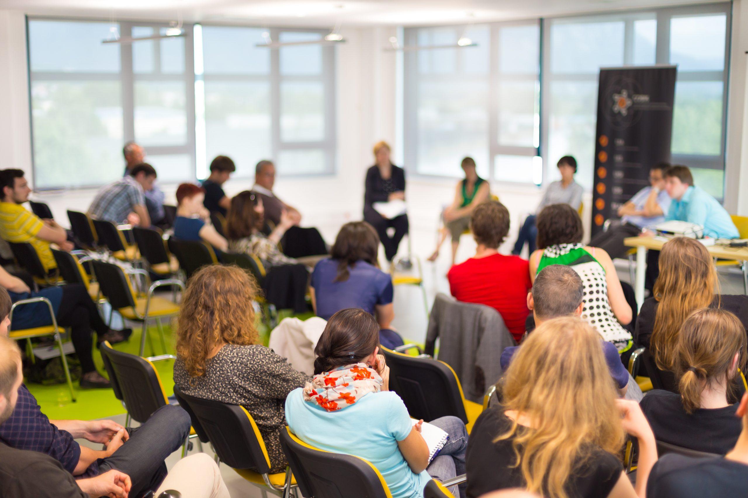 Panel de discussion